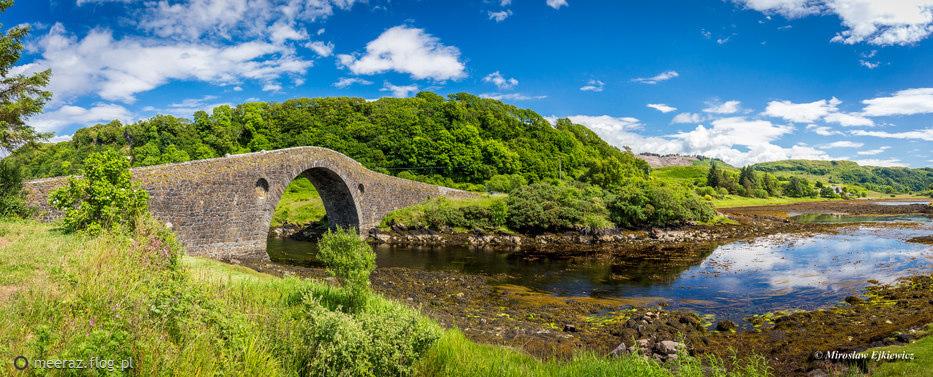 Clachan-seil bridge