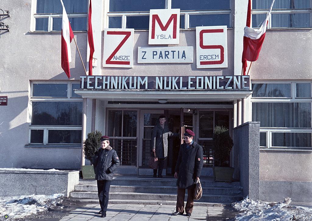 Technikum Nukleoniczne
