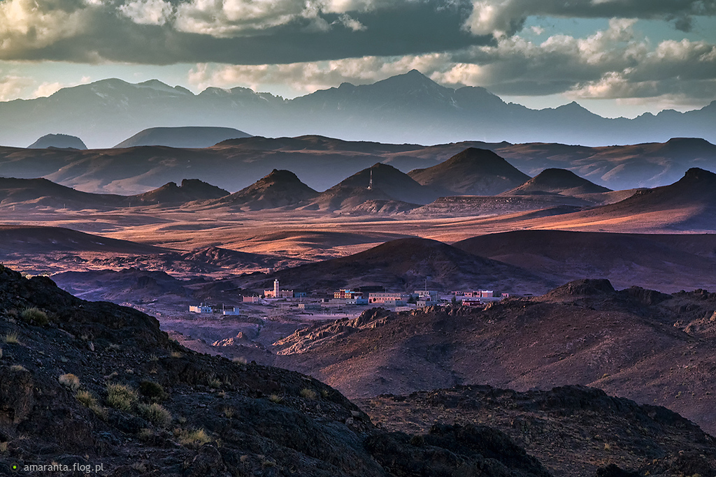 południe Maroka