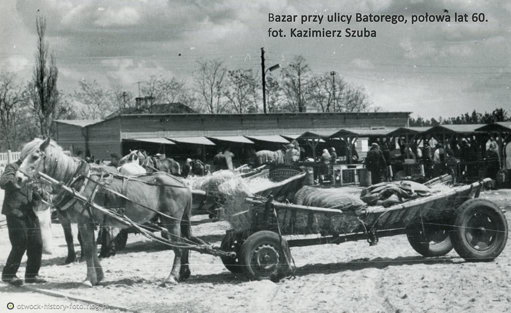 Bazar przy ulicy Batorego