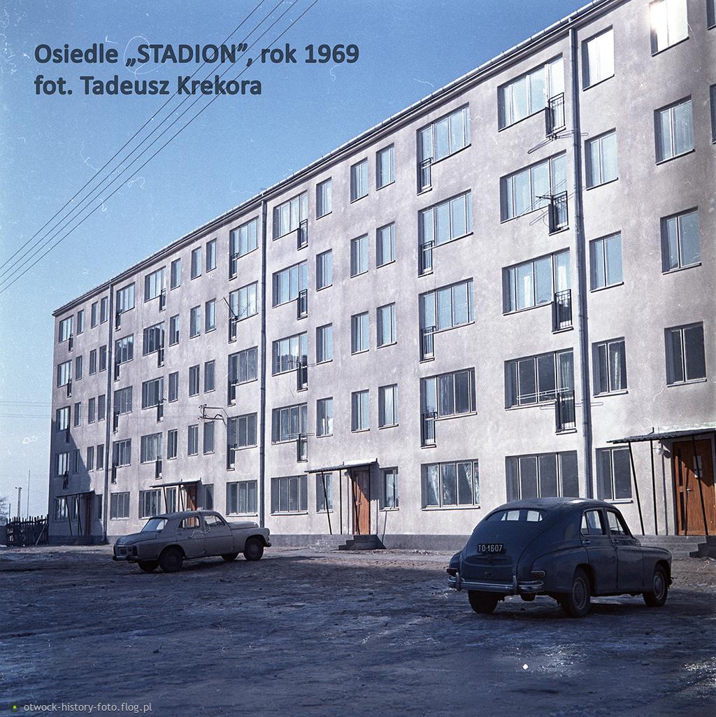"Blok na osiedlu ""Stadion"""