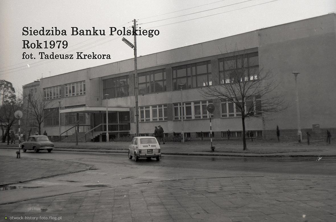 Siedziba PKO przy ul. Powstańców Warszawy