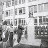 Oddanie do użytku nowego <br />gmachu Szkoły Podstawowej<br /> Nr 2 :: Oddanie do użytku nowego <br />gmachu Szkoły Podstawowej<br /> Nr 2, rok 1967fot. Tadeu<br />sz Krekora