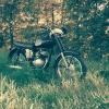 :: I tak oto miną dzień kole<br />jny, reszty mego życia ;)<br /> Wyścig z motorem po leśn<br />ych szosowych drogac