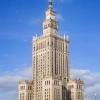 Pałac Kultury i Nauki w W<br />arszawie. ::   Podczas niespodziewanej<br /> wizyty w Warszawie w wol<br />nej chwili miałam okazję <br />sfotografować najbardz
